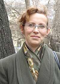Оксана Кузьмина долго не соглашалась сфотографироваться. Опасалась репрессий.